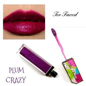 Too Faced Tutti Frutti Juicy Fruits Lip Glaze